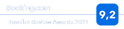 logo booking awards 2021